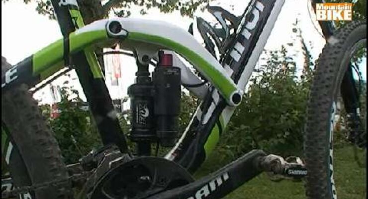 Eurobike 2012 - Cannondale Trigger