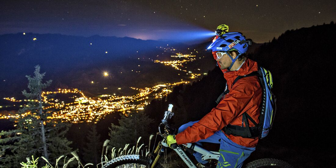Test 8 Led Lampen Für Mountainbiker Mountainbike Magazinde