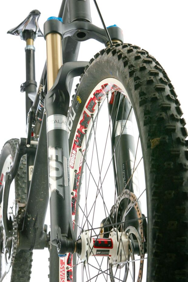 MB All-Mountain-Bikes - Federgabel