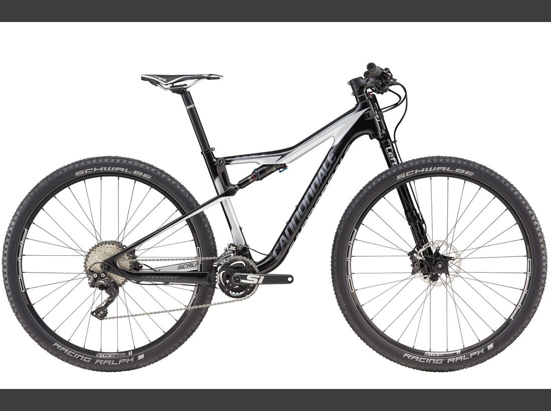 MB Cannondale Scalpel 2017 Si Carbon 4 - Jet Black with Fine Silver (jpg)