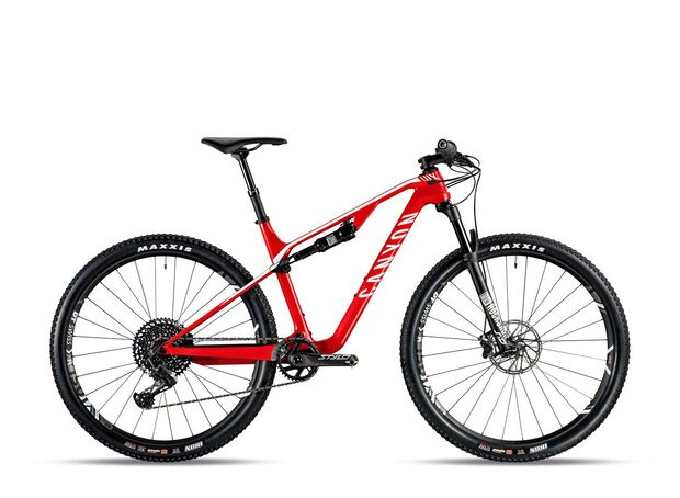 MB Canyon Lux CF 2019 MS Studio CF SL 8 Pro Race Radical Red