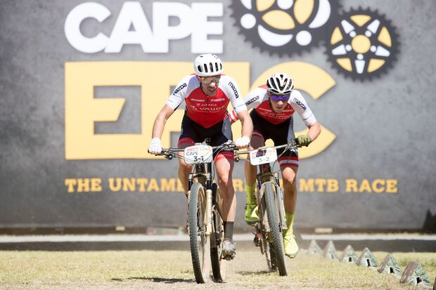 MB Cape Epic 2018 Etappe 1