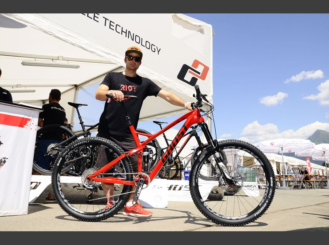 MB Ghost AMR Mountainbike Neuheit 2016 Eurobike Media Days