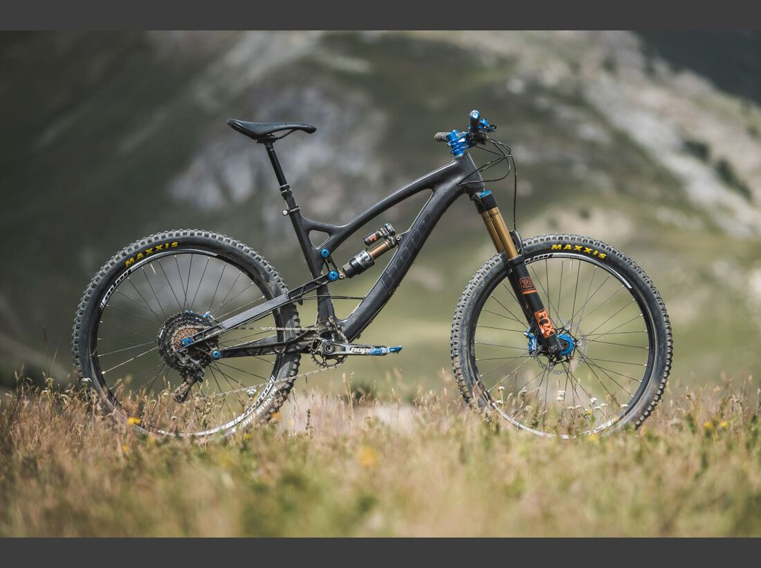 MB Hope HB 160 Enduro Bike 2018 Teaser
