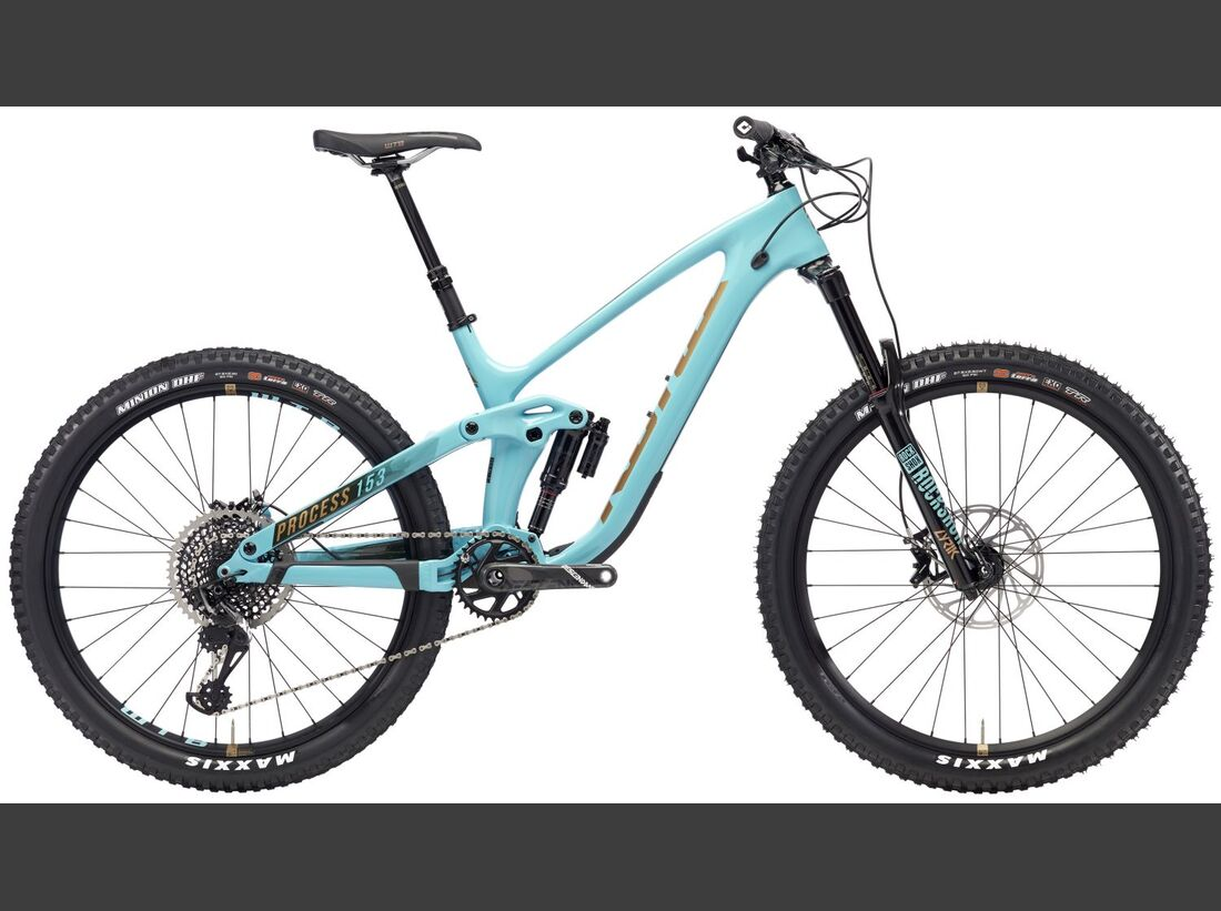 MB Kona Process 153 CR DL  2018