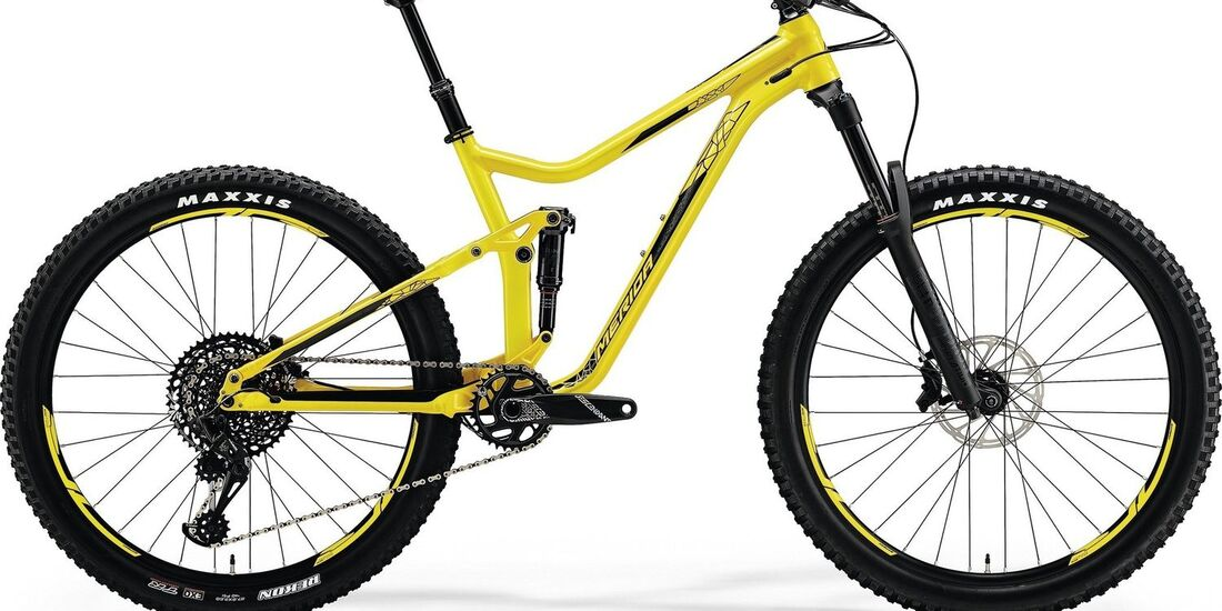 MB Leserwahl 2018 Bikes MS Merida One-Forty