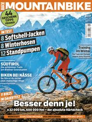 MB MOUNTAINBIKE 01/17 Heftcover
