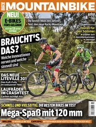 MB MOUNTAINBIKE 07/17 Heftcover