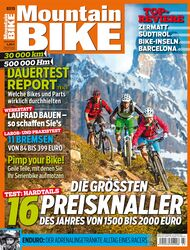 MB MountainBIKE 03/15 Heft-Cover