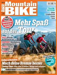 MB MountainBIKE 04/16 Heft-Cover