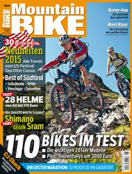 MB MountainBIKE 06/14 Heft-Cover