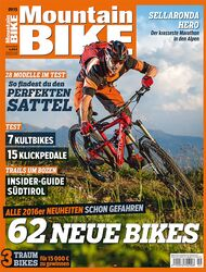 MB MountainBIKE 09/15 Heft-Cover