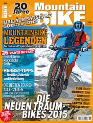 MB MountainBIKE 11/14 Heft-Cover