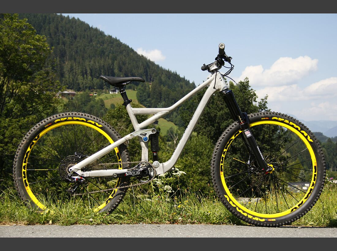 MB Rose Mountainbike Neuheiten 2016