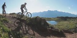 MB Rose Vaujany Gravity Mountainbike Team in Frankreich