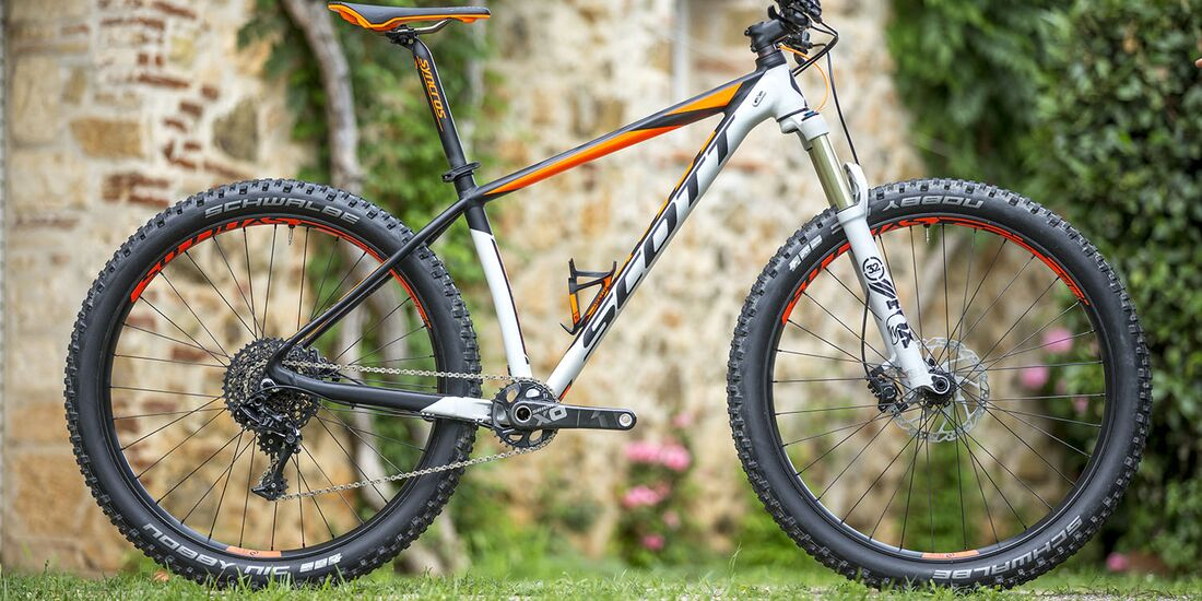 MB Scott Scale Plus Hardtail Neuheit 2016